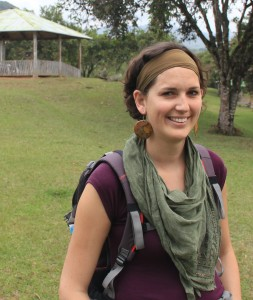 Claudine, spécialiste de la Colombie