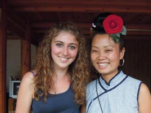 Élodie, spécialiste de la Chine et de l'Asie du sud-est