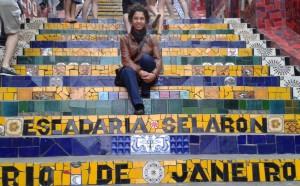 Mariana, spécialiste du Brésil