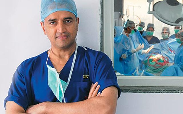 Le docteur Shetty