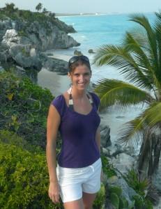Hélène, spécialiste de l'Amérique centrale, de Cambodge, du Laos et du Sri Lanka