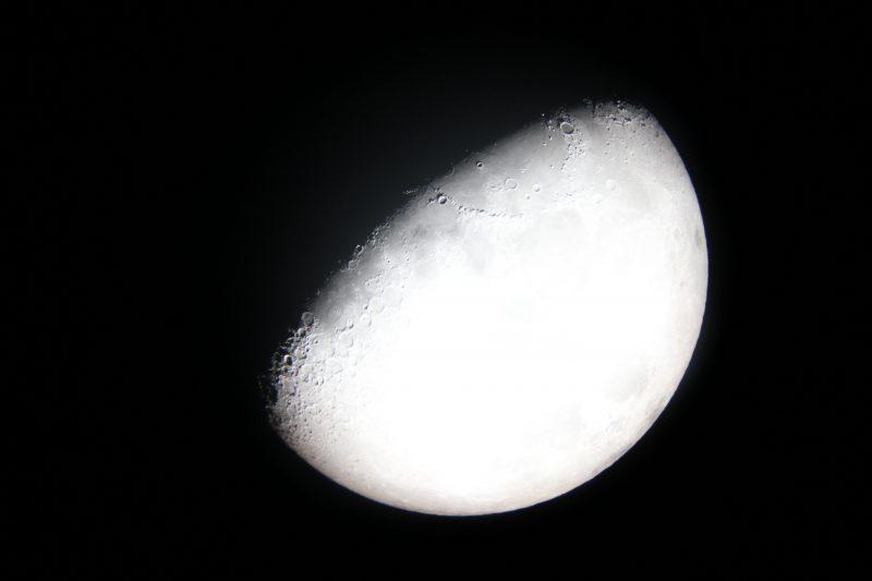 Soirée astronomie dans le désert