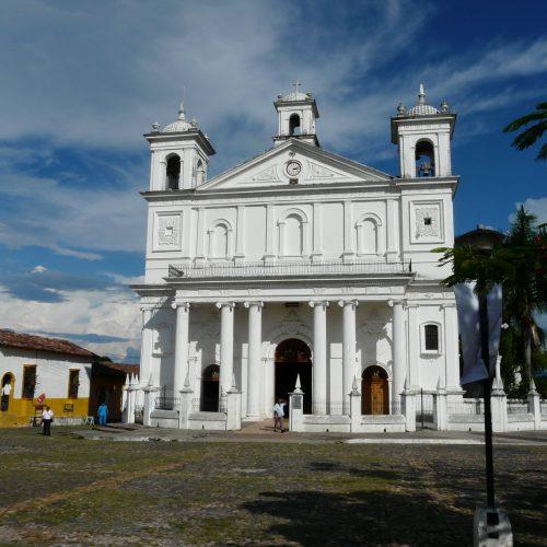 Suchitoto Salvador