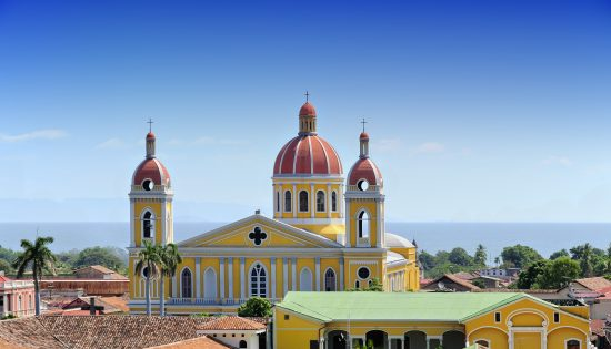 Cathedral of Granada, Nicaragua