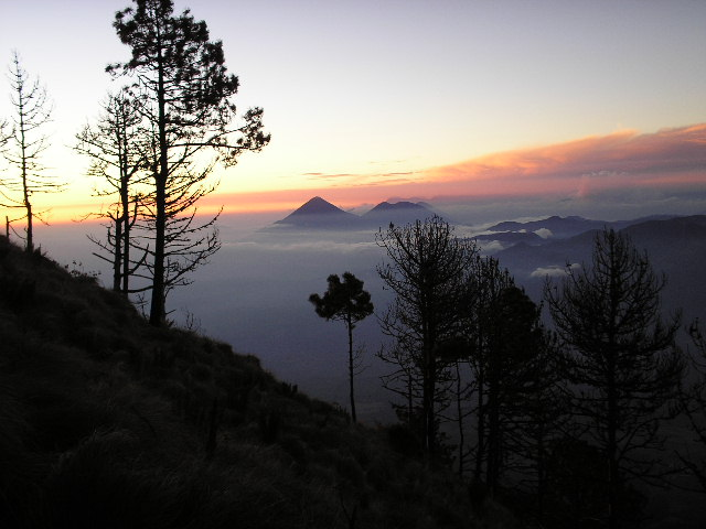 Les volcans d'Amérique centrale