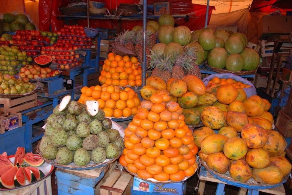 N'oubliez pas les 5 fruits et légumes par jour !