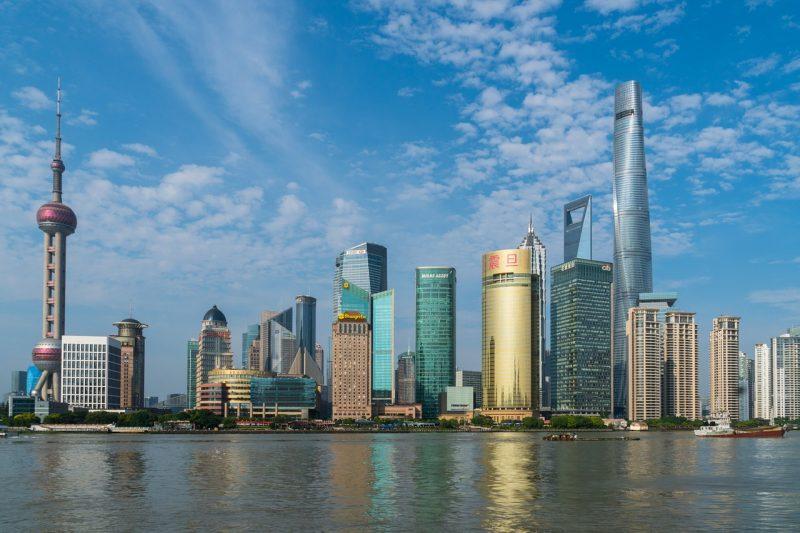 """Le """"décapsuleur"""" de Shanghai"""