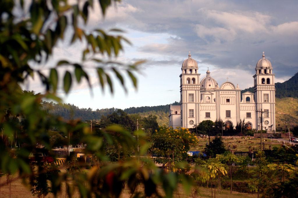 La capitale Tegucigalpa