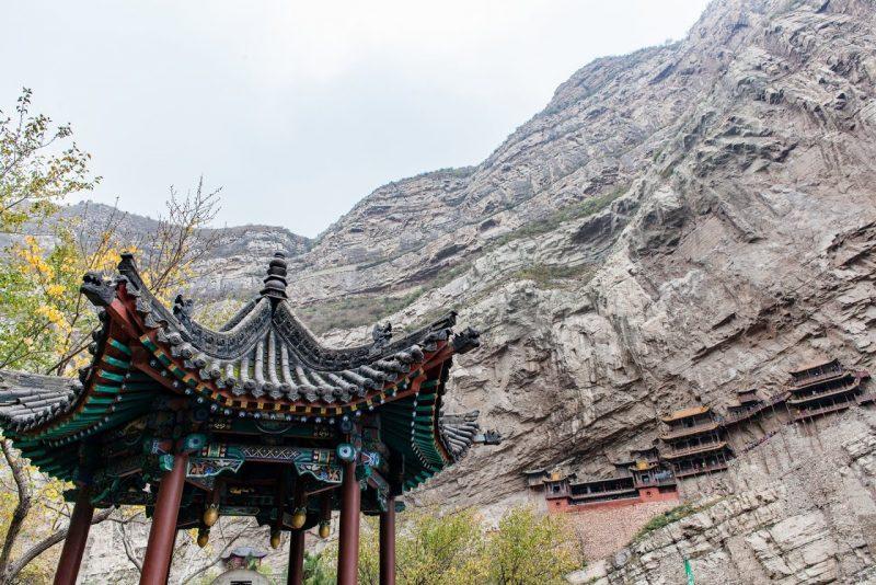 Monastère suspendu de Xuankong - carnet de voyage Chine