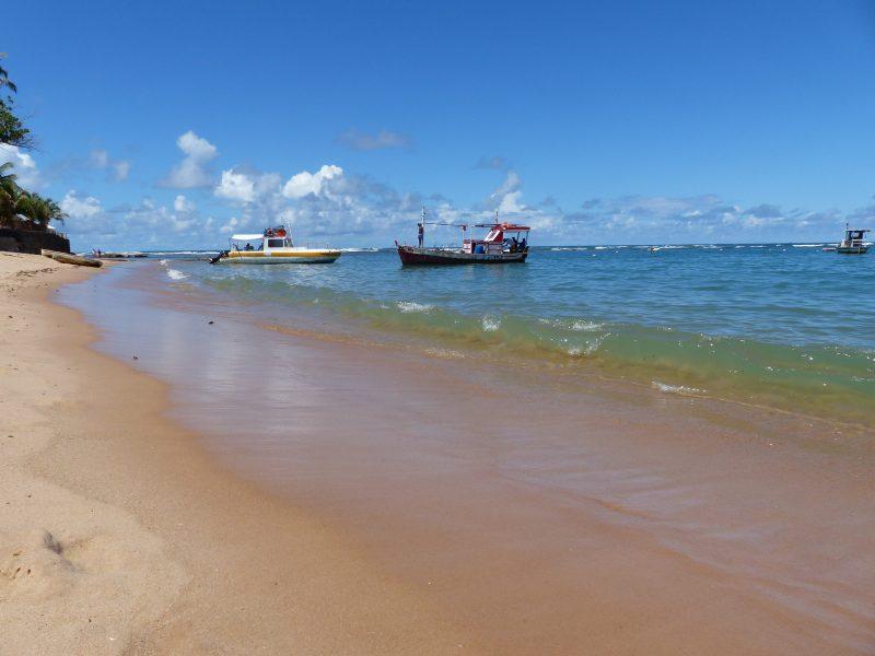 Praia do Forte, au nord de Salvador