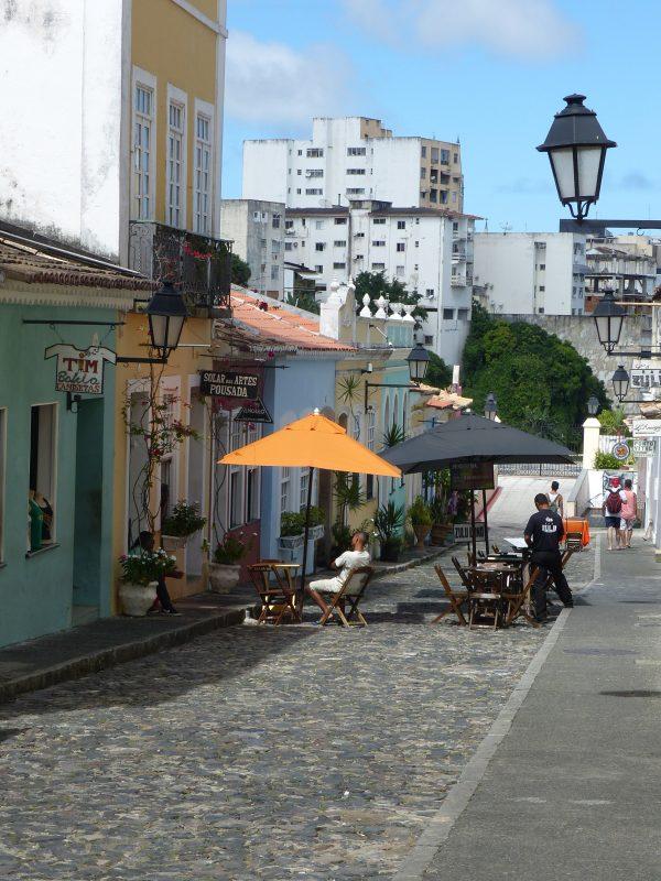 Pelhourinho, centre historique de Salvador de Bahia