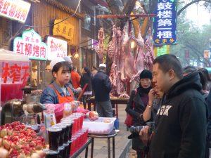Marché de Xi'an