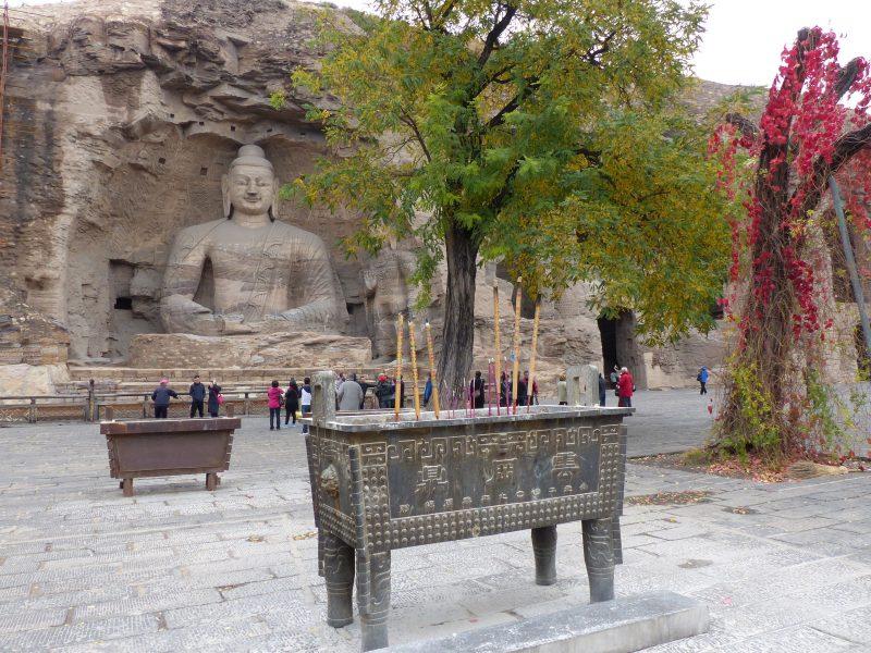 grottes de yungang - Datong - carnet de voyage Chine