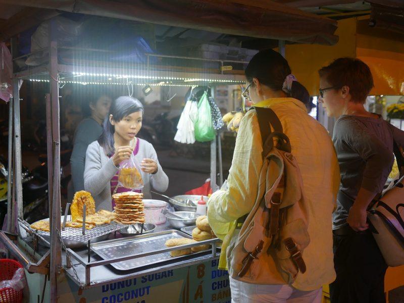 Marché thaïlandais