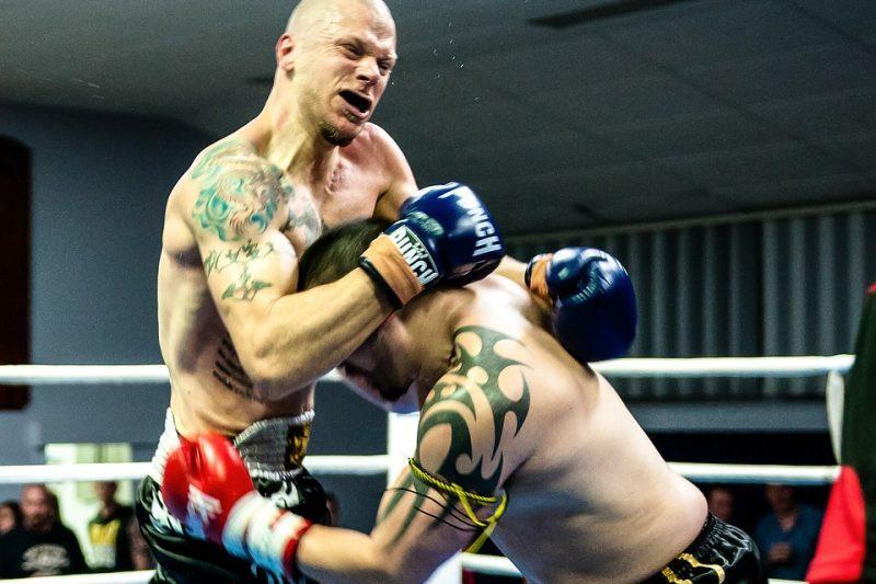 La boxe Thai