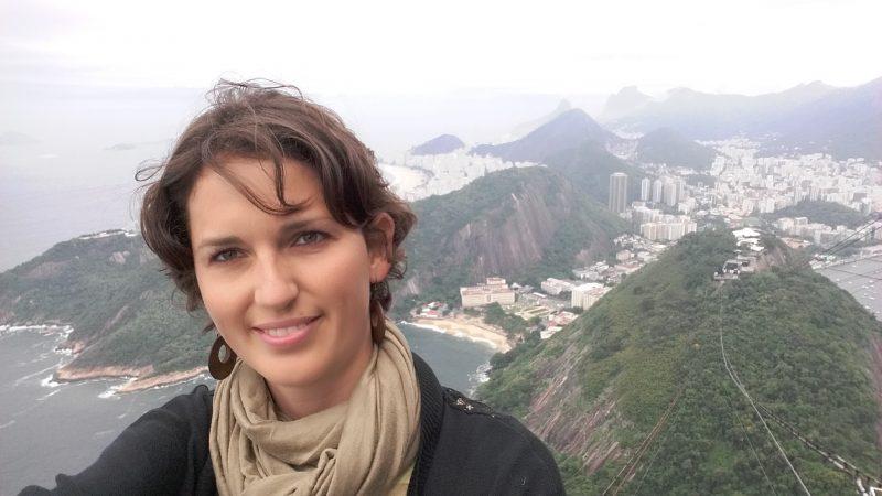 Carnet de voyage de Claudine d'Altiplano à RIo