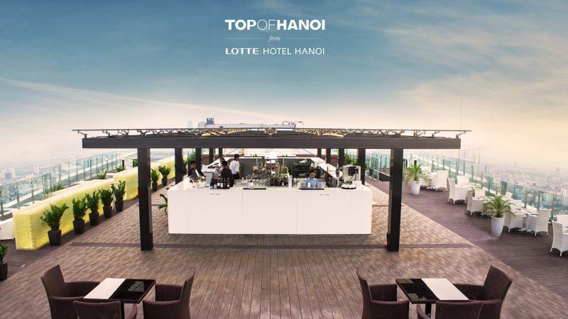Tour Lotte - - Hanoï