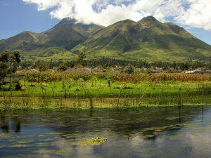 Volcan Imbabura - Equateur