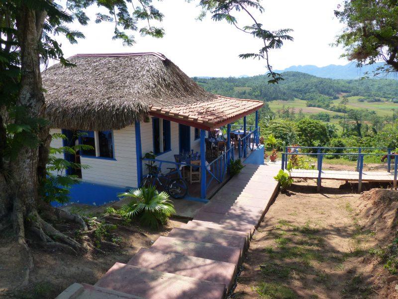 Paladar à Viñales - Cuba