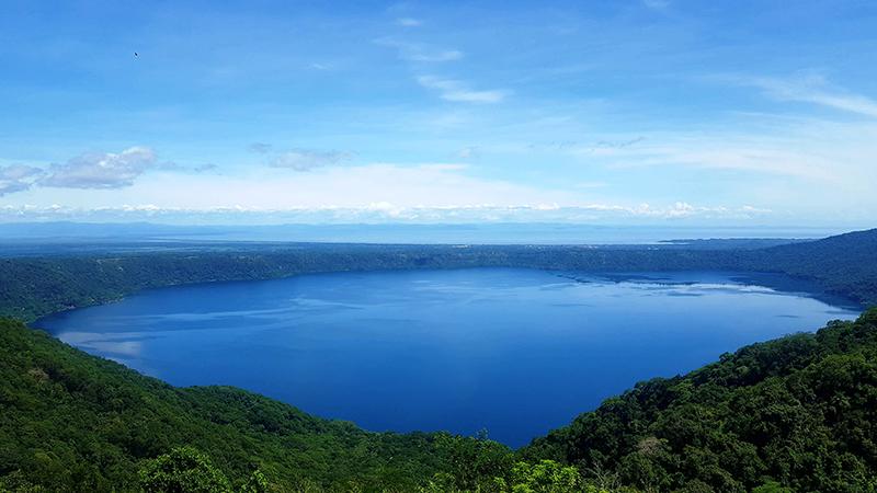 La lagune d'Apoyo, une découverte incroyable!