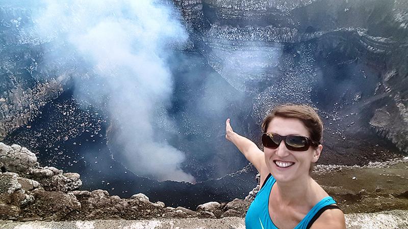 Volcan Masaya, découverte et voyage.