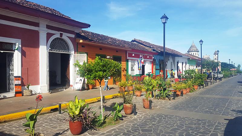 Carnet de voyage au Nicaragua - Granada.