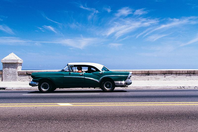 voyage cuba avec chauffeur
