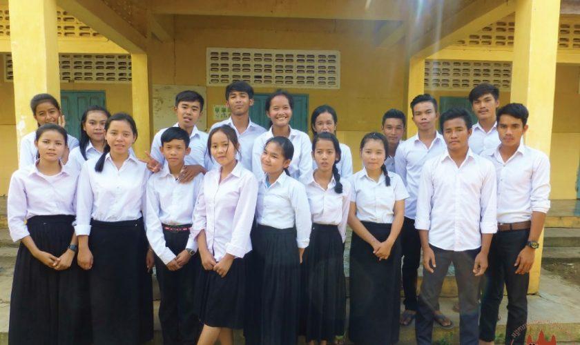 Photo lycéen