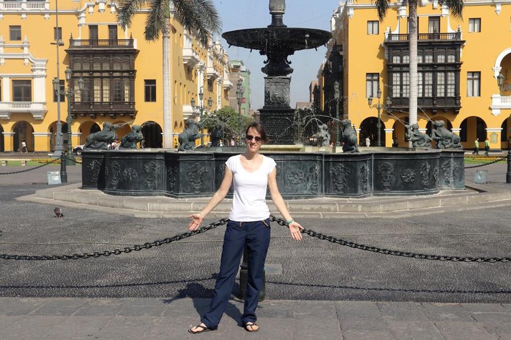voyage sur mesure chichlayo Pérou