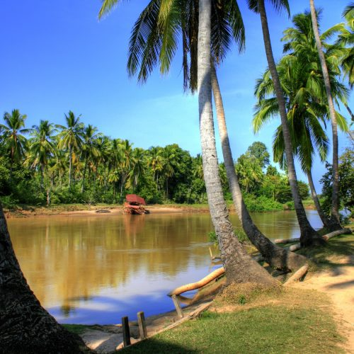 4000 Islands – Island « Don Det » – Laos