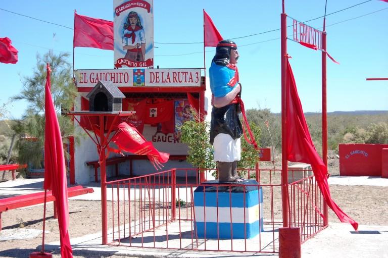 gauchito gil sanctuaire argentine