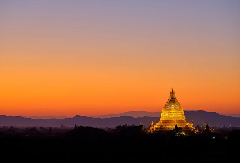 pagode yangon expérience avis