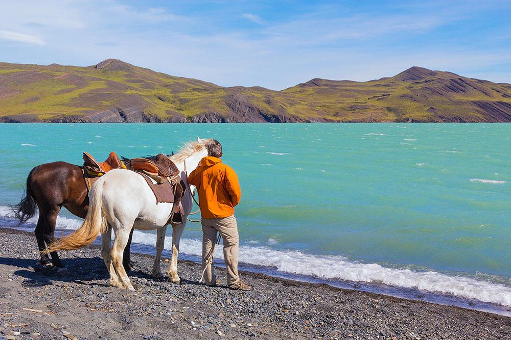 randonnée cheval chili patagonie activité