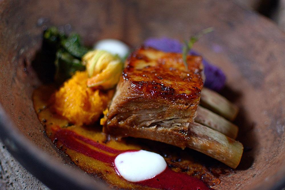 gastronomie restaurant patagonie chili enoo hotel weskar