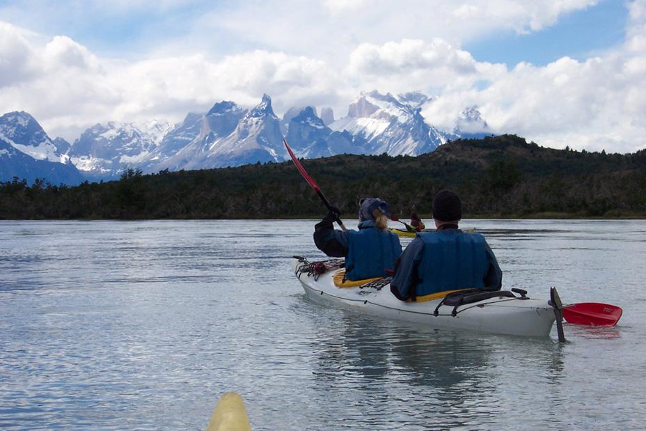 kayak antares patagonie activité inédite chili