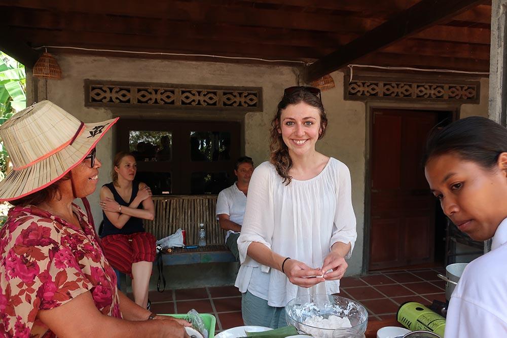 déjeuner voyage cambodge