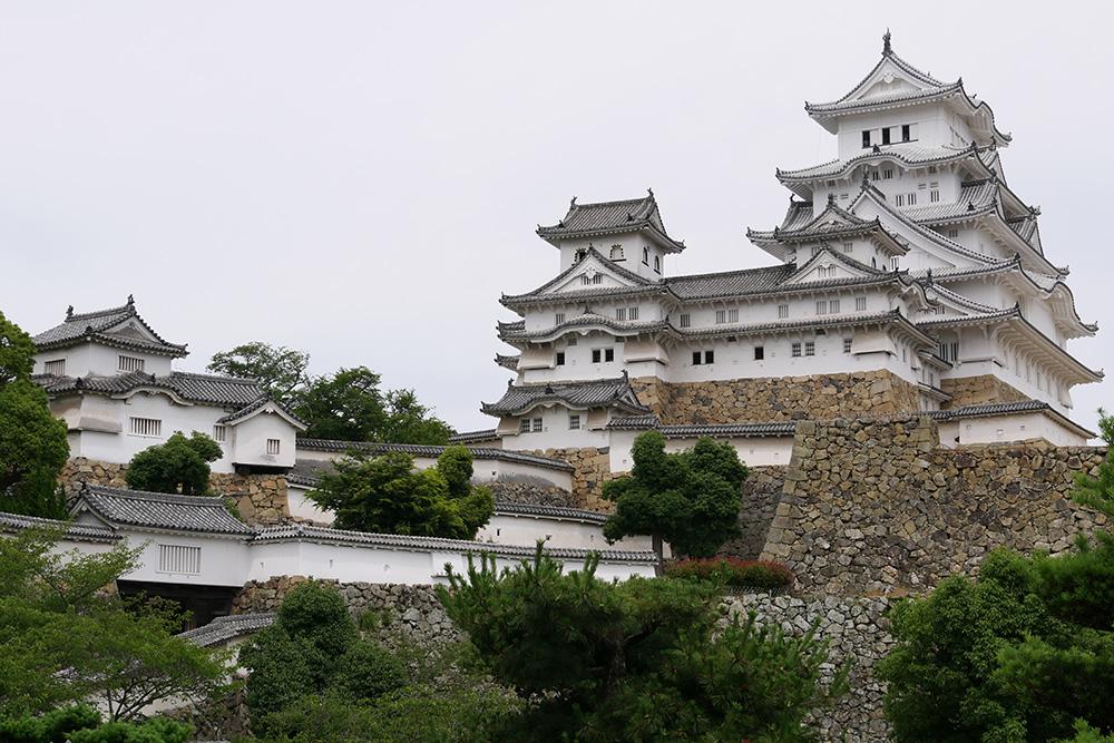 Célèbre château de Himeji