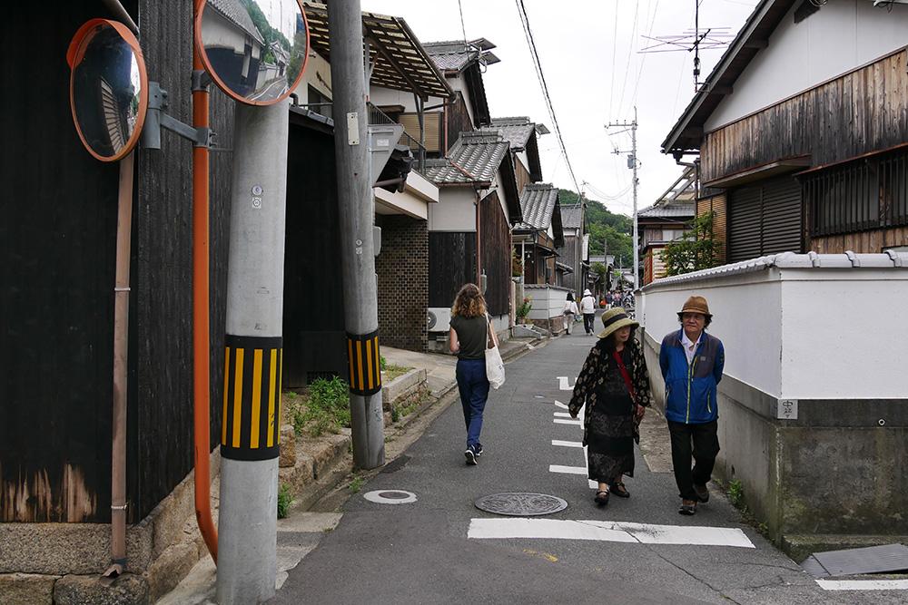 Ruelles de Naoshima