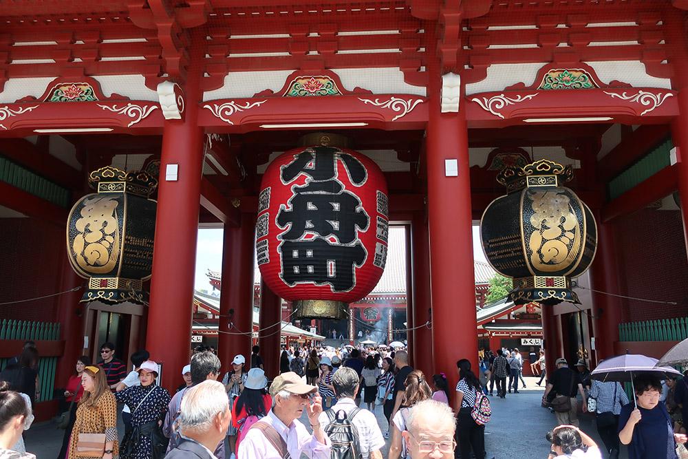 voyage temple senso ji japon