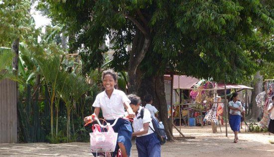 route vers le Sras Srang – Mariana