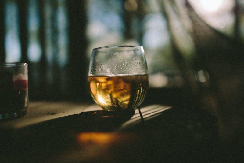 Alcool au sperme de bouc