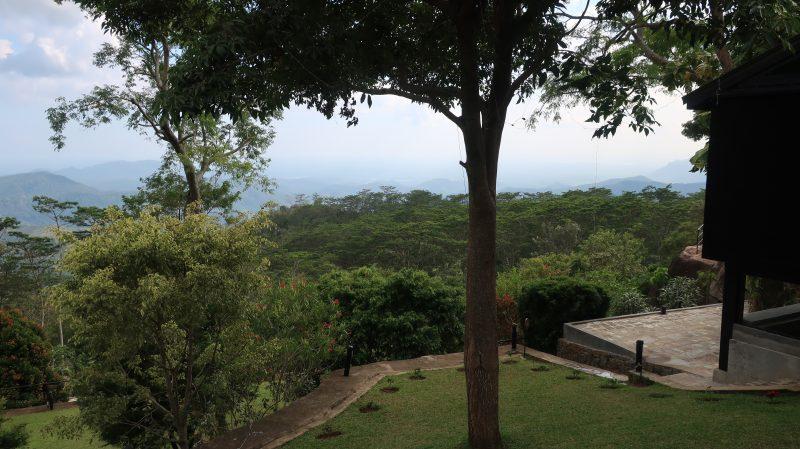 Vue depuis l'Haputale Meilheim Resort, Sri Lanka