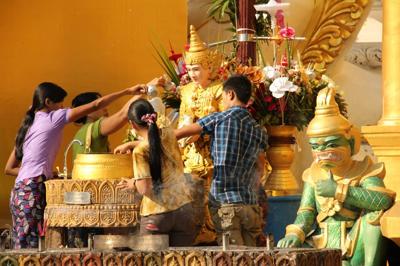 croyances birmanes