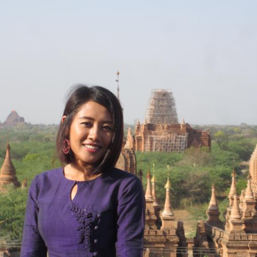 Lei Lei Win, guide locale francophone en Birmanie