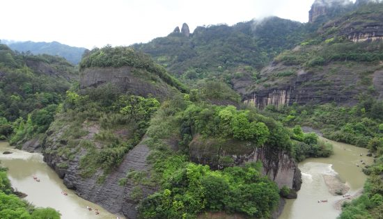 pic tianyou – mont wuyi