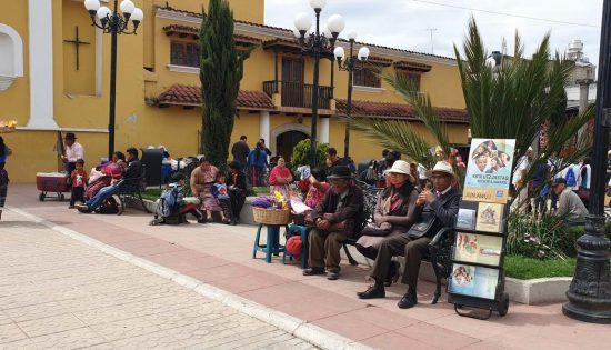 Salcaja au Guatemala