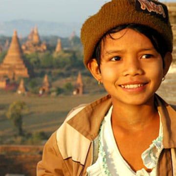 Voyage en famille au Myanmar