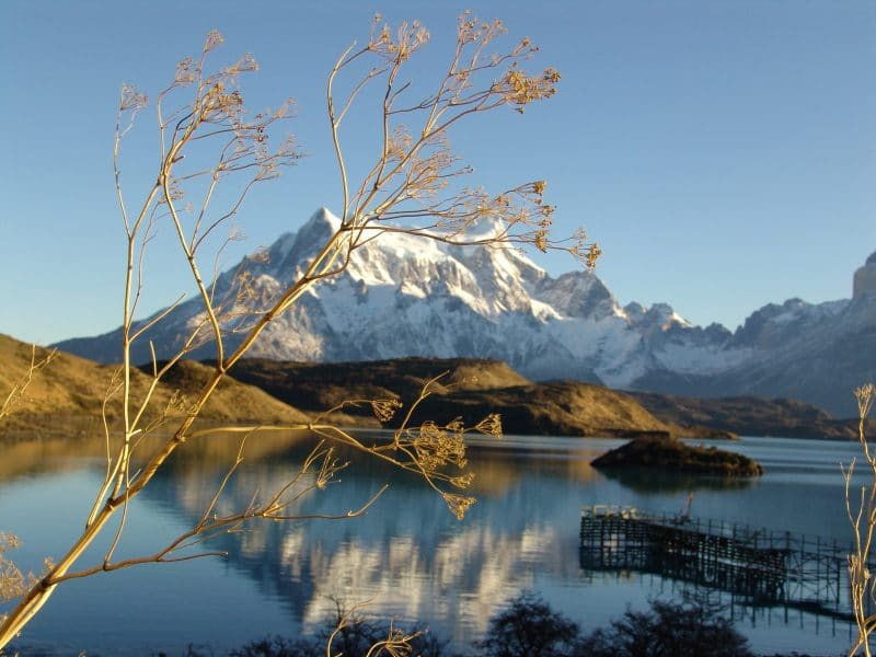 torres del Paine Patagonie Chili
