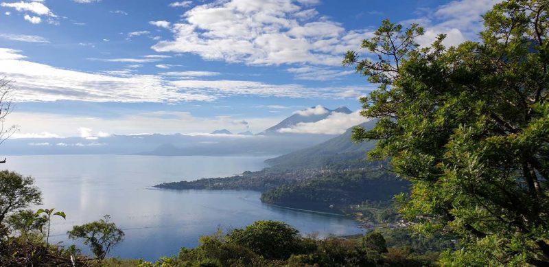 San Juan la Laguna - Randonnée Rostro Maya_lac atitlan_Guatemala