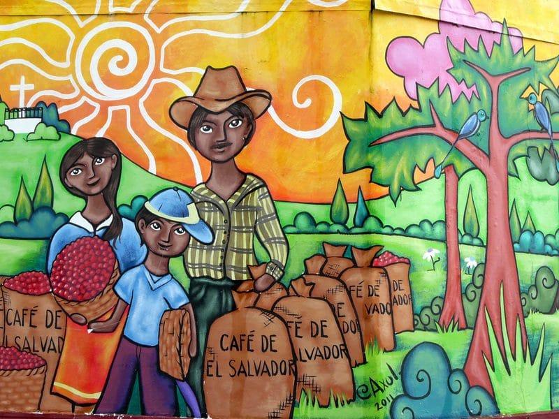 La Route des Fleurs - Ataco - Salvador